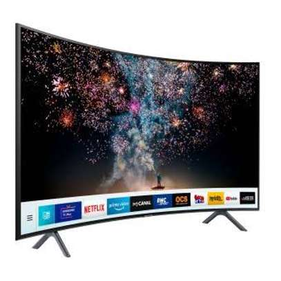 65 inch Samsung Curved  Television