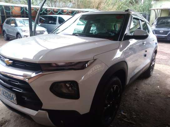 2020 Model Chevrolet Trailblazer image 1