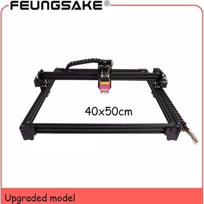 FEUNGSAKE 40*50cm 5.5W/15W/20W/30W Laser Engraving Machine image 1