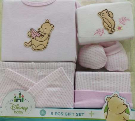 5pcs Disney Baby Cloth