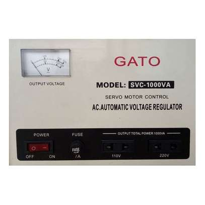 GATO 1000VA Automatic Voltage Regulator Stabilizer