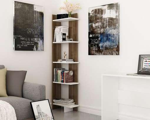 Corner Book Shelf image 3