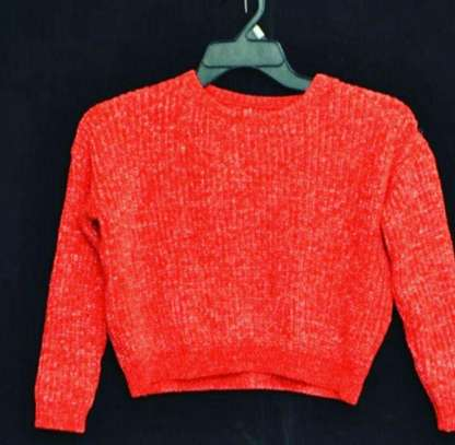 Crop Top Sweaters