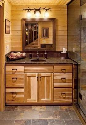 Bathroom Cabinet With Sink And Mirror