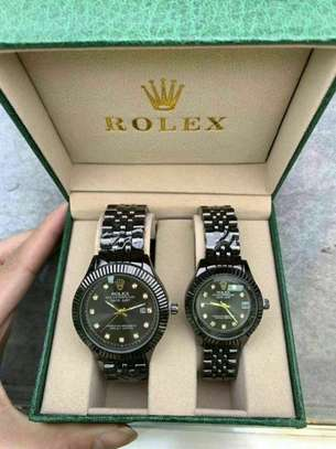 Rolex Couple Watch image 1