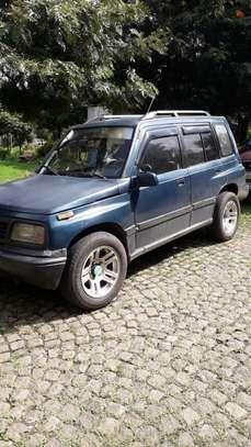 1997 Model-Suzuki Vitara image 3