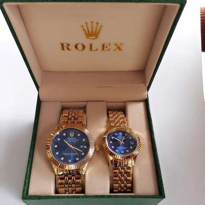 Couples Rolex Watch