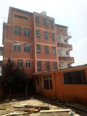G+4  House For Rent around Bisrate Gabrielle