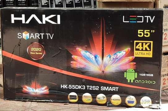 Haki Smart 4K TV image 1