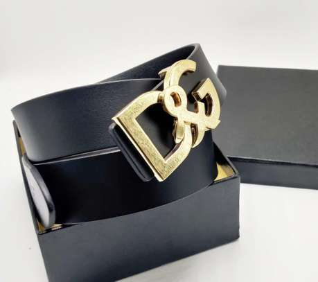Quality Belts With Box