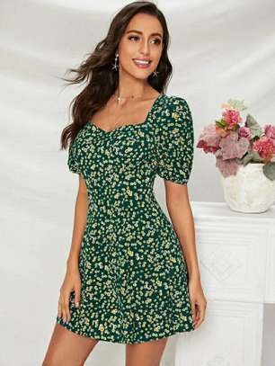 Light Green New Fashion Women Sheath Dress