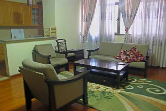 Splendid Furnished Apartment For Sale @ Kazanchis image 3