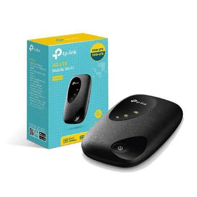 Tp-link mobile 4G network and wifi router image 1