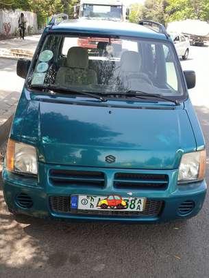 2005 Model-Suzuki Wagon R+ image 2