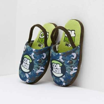Blue And Green New Fashion Kids Shoes