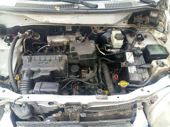 2004 Model Kia Visto image 4