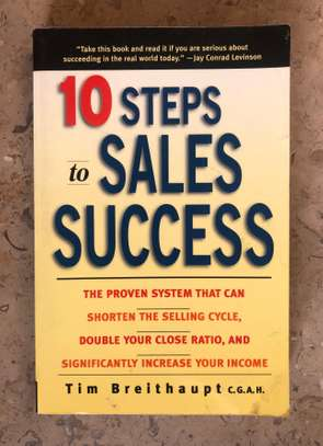 10 Steps To Sells Success