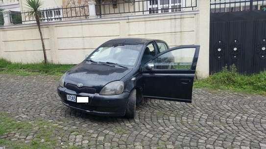 1999 Model Toyota Vitz Yaris image 1
