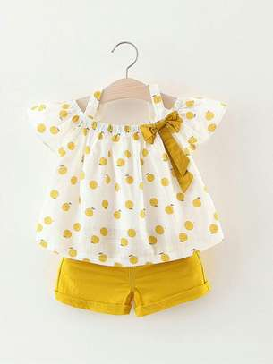 Kids Blouse and Short
