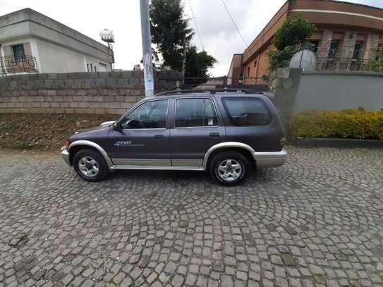 1999 Model Kia Sportage image 1