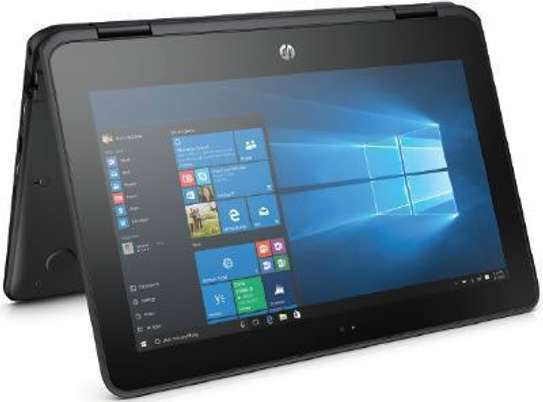 hp touch screen quad    core 4cpu new brand    * 4GB Ram     * 128gb  ssd image 2