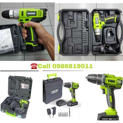 WIDO Rechargeable Drill