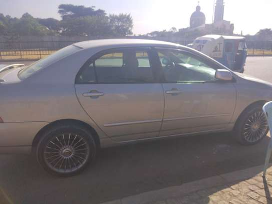Toyota Corolla Executive Car For Rent With Driver image 1