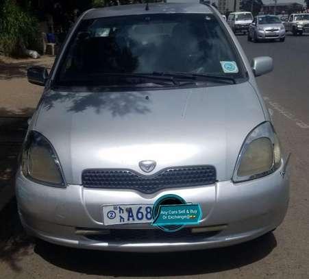 2001 Model -Toyota Vitz image 1