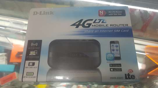 D-link 4G wifi router battery 2000mAh