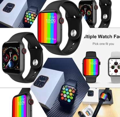 Microwear W34 Plus Smartwatch image 3