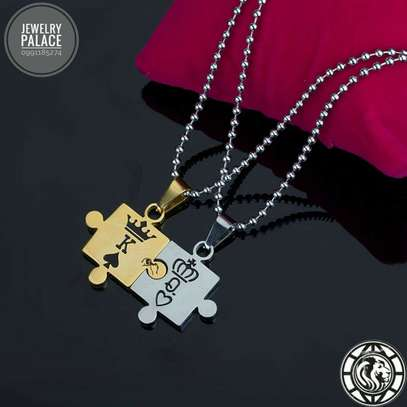 Couples Necklace image 1