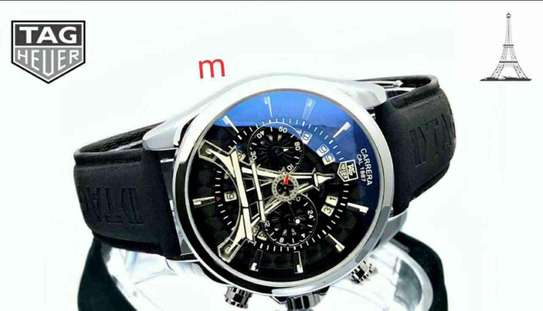 Tag Heuger Men Watch