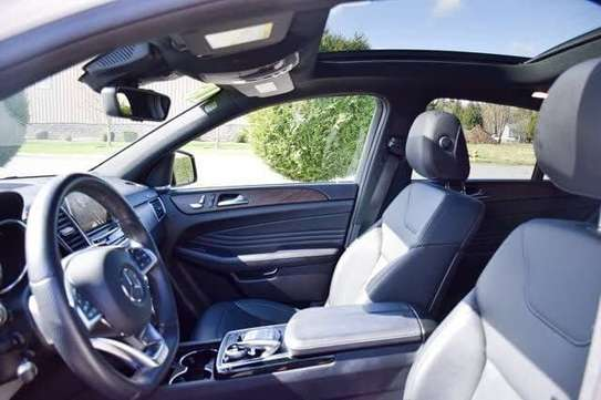 2016 Mercedes -Benz AMG GLE 43 4Matic image 8