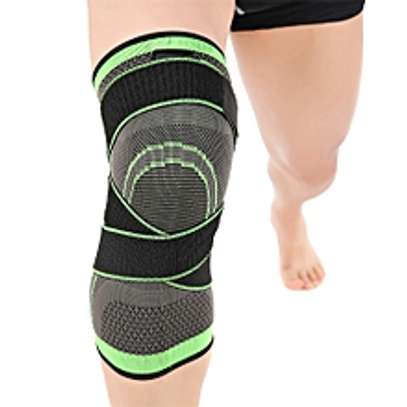 Knee Brace Support Single Wrap with Adjustable image 1