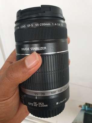Canon 55-250mm lense image 3