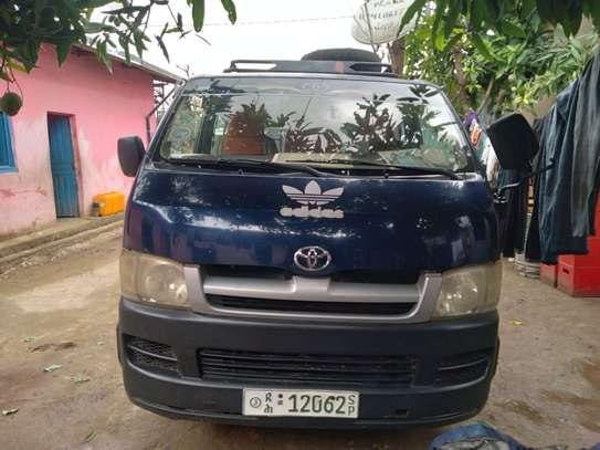 2007 Model-Toyota D4D image 1