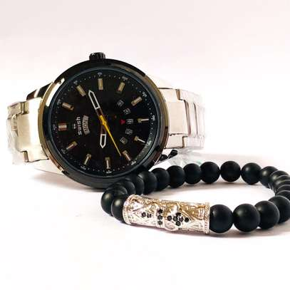 Swish Watch + Bracelet