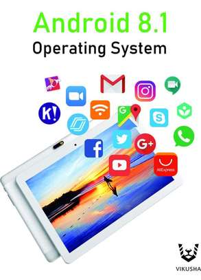 """Vikusha Android Tablet 10"""" image 6"""