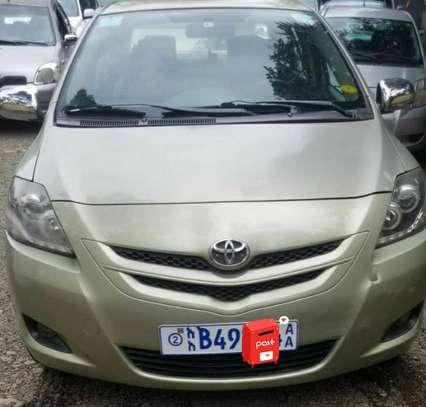 2008 Model Toyota Hilux image 1