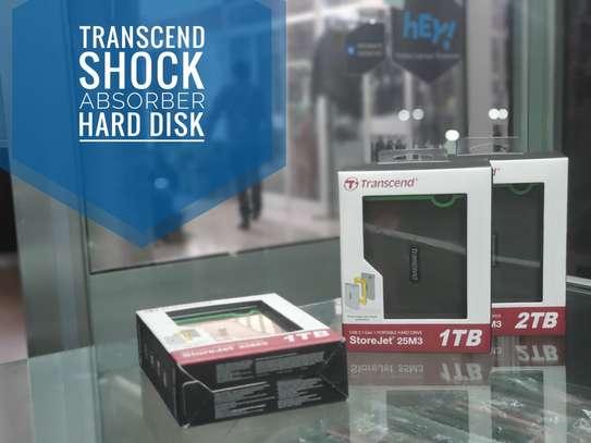 External Hard Disk 2TB image 1
