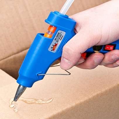 Hot Sale Plastic Hot Melt Glue Gun 80W (3K-T-80)