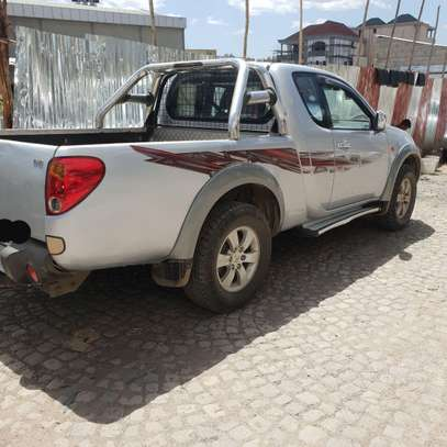 2007 Model Mitsubishi Pickup