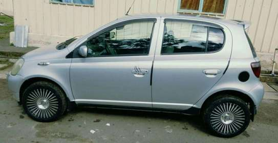 2001 Model-Toyota Vitz