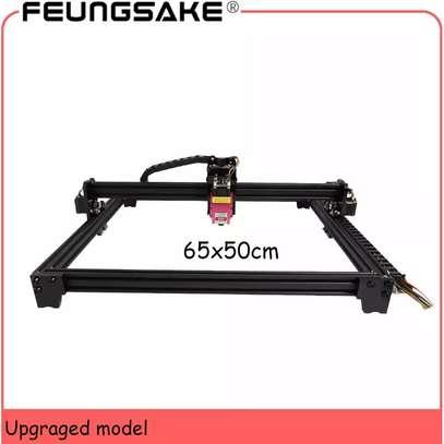 FEUNGSAKE 65*50cm 5.5W/15W/20W/30W Laser Engraving Machine image 1