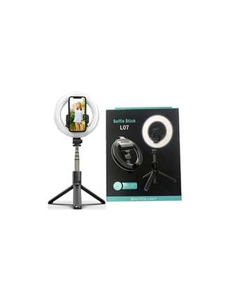 SELFIE STICK WITH FILL LIGHT image 2