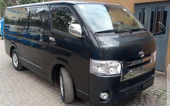 Mini Bus For Rent image 2