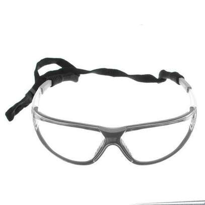 11394 Clear Safety Glasses Goggles