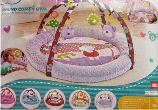 Kids Round Comfy Gym