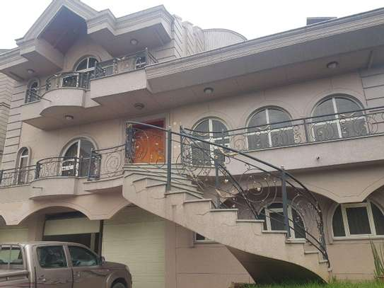 Fully furnished G+2 Luxury Villa For Rent (High-End Finishes)