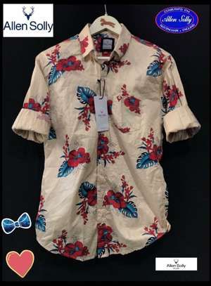 Allen Solly Printed Shirts image 1